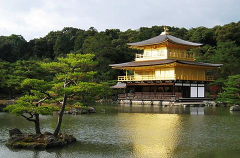Kyoto is Rokuenji (Kinkakuji) Rinzai sect Sokokuji school